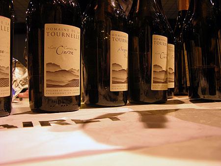 Domaine de la tournelle jura vin jaune