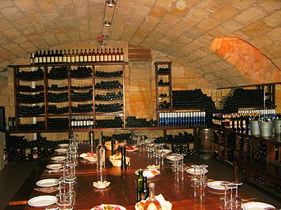 cave voutée brasserie bordelaise à bordeaux rue saint rémi