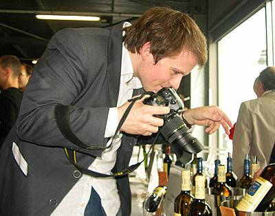 Julien Pichoff de findawine