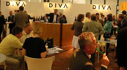stand diva vinexpo bordeaux 2009