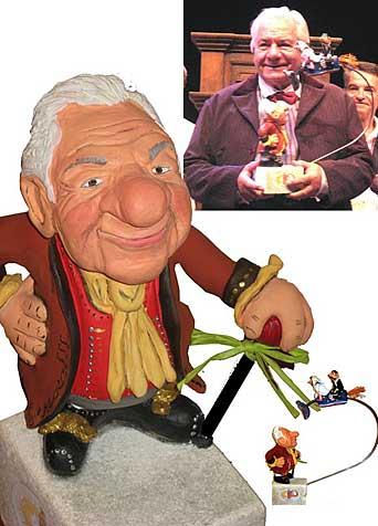figurine caricature michel galabru par gérard garcia