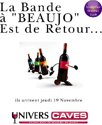 Le beaujolais dbarque