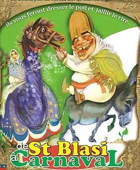 Saint Blasi et Carnaval à Pézenas