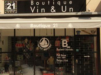 boutique 21