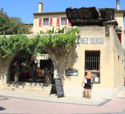 Chez Serge Rstaurant Carpentras
