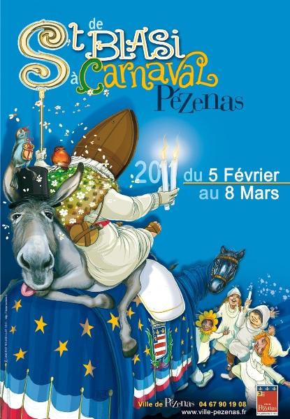 carnaval Pézenas 2011