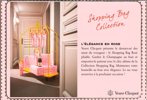 Shopping Bag Collection Veuve Clicquot