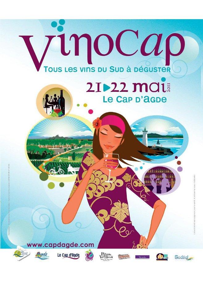 VinoCap Salon des Vins au Cap d'Agde