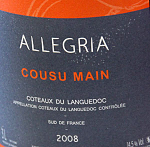 allegria-cousu-main