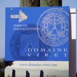 domaine viret pancarte cosmoculture