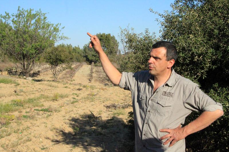 Bernard Isarn domaine de Cadablès