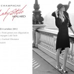 Lady Style Champagne Malard