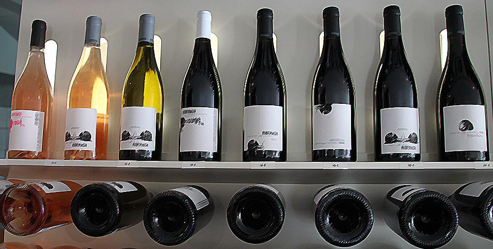 gamme des vins de riberach belesta