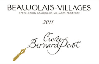 beaujolais villages bernard pivot