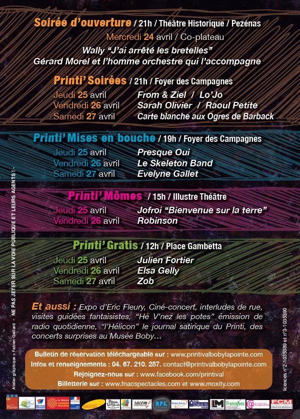 programme printival