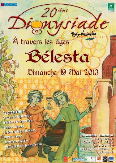 dionysiades 2013 programme