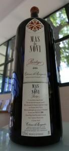 prestigi mas du novi languedoc vin