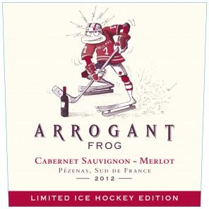 Cabernet merlot hockey edition