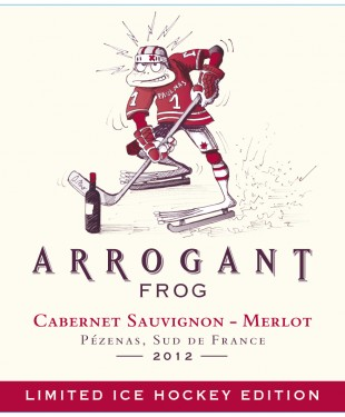 Cabernet merlot hockey edition