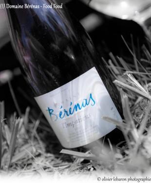 vin bérénas languedoc impatiens blanc