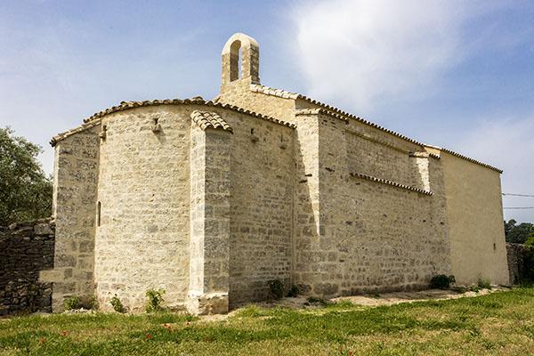 la chapelle du prieuré saint jean de bébian