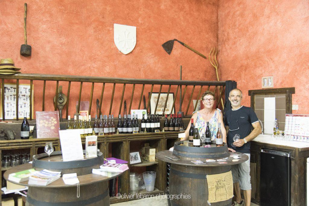 caveau vin bellefontaine lieuran cabrieres