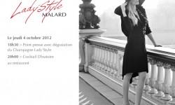 Lady Style Champagne Malard